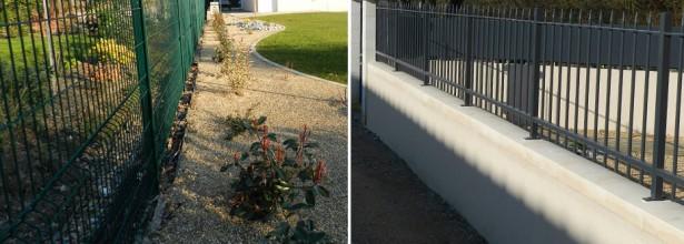 Pose de clôture à Angers 49